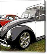 Bug Show Canvas Print
