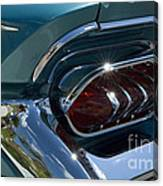 Buick Electra Tail Light Assembly Canvas Print