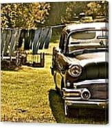 Buick For Sale Canvas Print