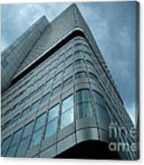 Building And Sky Canvas Print