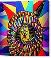 Bull's Eye Canvas Print