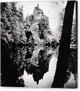 Burg Kriebstein Canvas Print