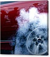 Burnout Canvas Print