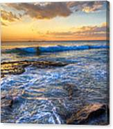 Burns Beach Wa Canvas Print