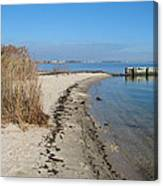 Butler Beach Canvas Print