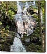 Buttermilk Falls Nj Canvas Print
