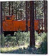 Cabin Car 2 Canvas Print