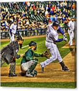 Cabrera Grand Slam Canvas Print