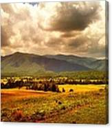Cades Cove Canvas Print