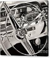 Cadillac Control Panel Canvas Print