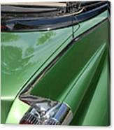 Cadillac Tail Fins Canvas Print