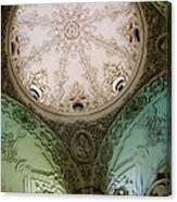 Cadiz Spain Church Canvas Print