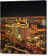 Caesars Palace Canvas Print