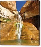 Calf Creek Falls Canvas Print
