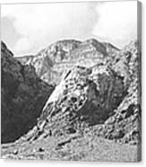 Calico Basin Canvas Print