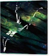 Caliente Aurora Canvas Print