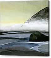 California Coast Two Canvas Print
