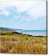 California Pacific Coast Highway - Forever Summer  Canvas Print