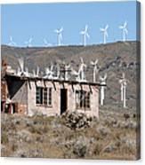 California Wind Canvas Print