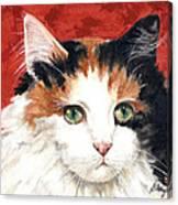 Callie Canvas Print