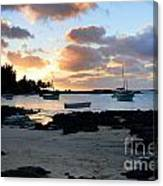 Calm Evening At The Cape Canvas Print