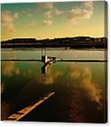 Calm Tides Canvas Print