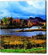 Camelback Mountain Maine Canvas Print