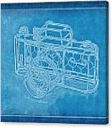Camera 1b Canvas Print