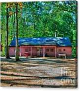 Camp Milton Canvas Print