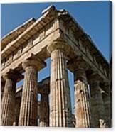 Campania Ruins Canvas Print