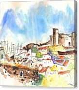 Campo Maior In Portugal 02 Canvas Print