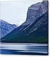 Canadian Lake 1726 Canvas Print