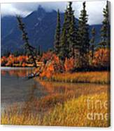 Canadian Landscape Canvas Print