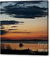 Canadian Sunrise I Canvas Print