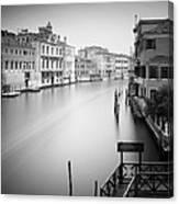 Canal Grande Study Iv Canvas Print