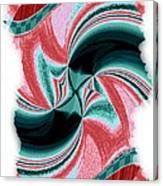 Candid Color 16 Canvas Print