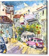 Canillas De Aceituno Canvas Print