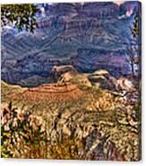 Canyon View II Canvas Print