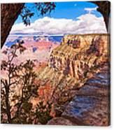 Canyon View IIi Canvas Print