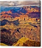 Canyon View Vi Canvas Print