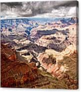 Canyon View Vii Canvas Print