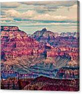 Canyon View Xii Canvas Print