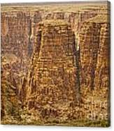 Canyons  Canvas Print