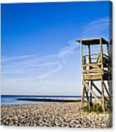Cape Cod Lifeguard Stand Canvas Print
