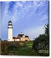 Cape Cod Lighthouse Canvas Print