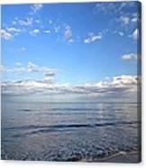 Cape Cod Summer Sky Canvas Print