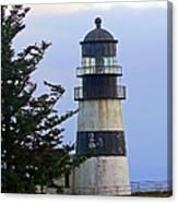 Cape D Lighthouse Canvas Print