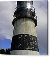 Cape Disappointment Lighthouse 002 Canvas Print