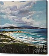 Cape Elias Skiathos Greece Canvas Print