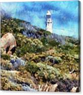 Cape Leeuwin Canvas Print